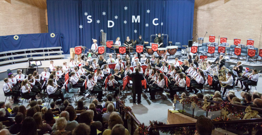 The Full Concert Band
