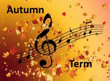 Diary - Autumn Term 2019